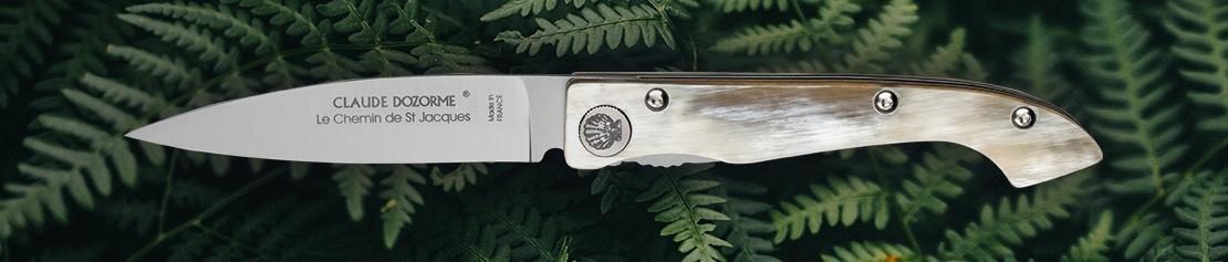 Couteaux de poche pliants 100% français - Coutellerie Dozorme à Thiers