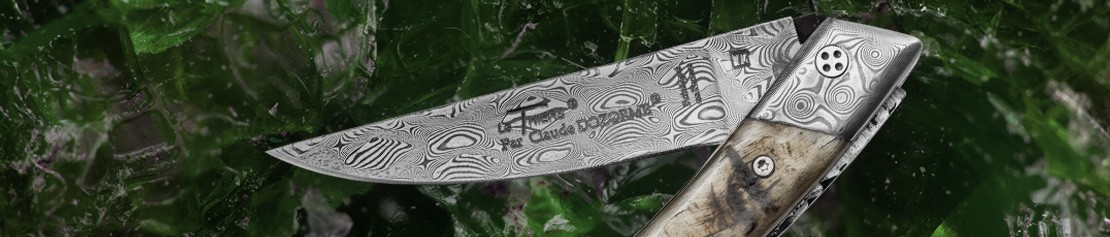 Luxury knives - Made In France - Coutellerie Dozorme