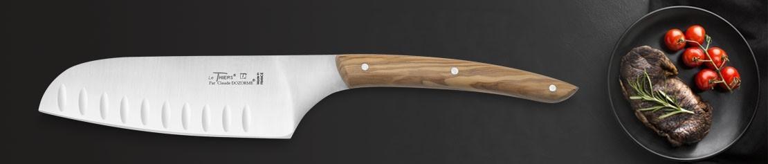 Couteaux de cuisine Le Thiers® - Coutellerie Dozorme