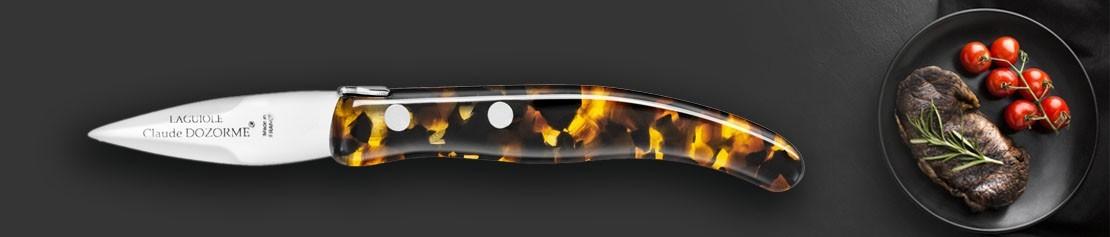 Couteaux à Huître - Fabrication Française - Coutellerie Dozorme