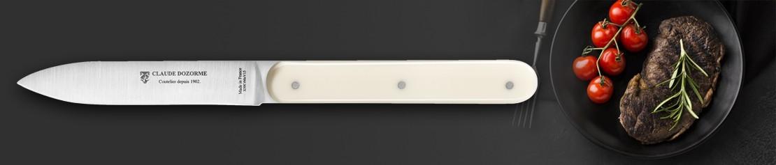 Couteaux de Table par Forme - Coutellerie Dozorme