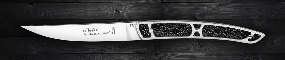 Couteaux de Table de Luxe - Coutellerie Dozorme