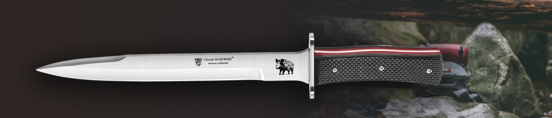 Hunting Knives - Made In France - Coutellerie Dozorme